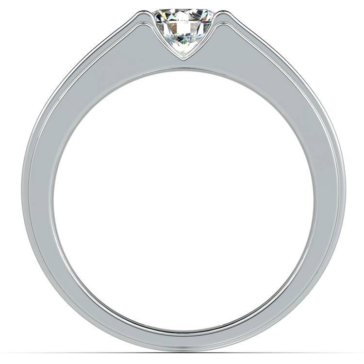 Narcissus Solitaire Mangagement™ Ring (1 ctw) | 02