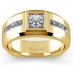 Orion Diamond Mangagement™ Ring in Yellow Gold (1 1/6 ctw) | Thumbnail 01