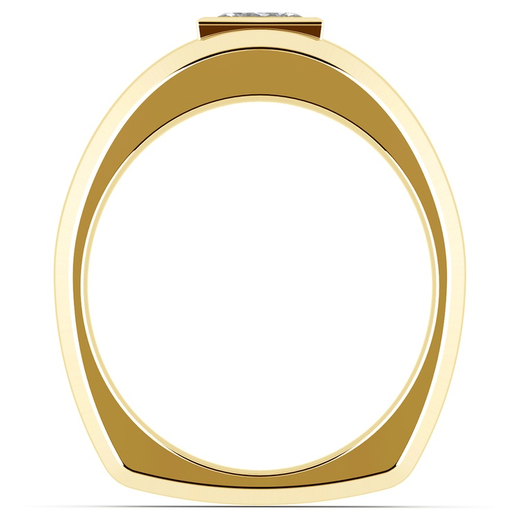 Orion Diamond Mangagement™ Ring in Yellow Gold (1 1/6 ctw) | 02