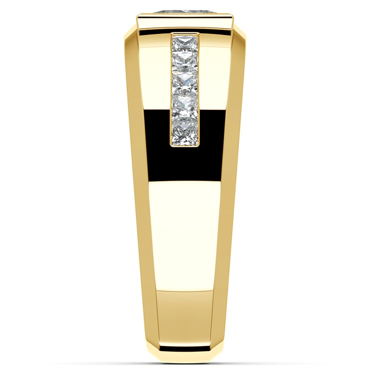 Orion Diamond Mangagement™ Ring in Yellow Gold (1 1/6 ctw) | 03