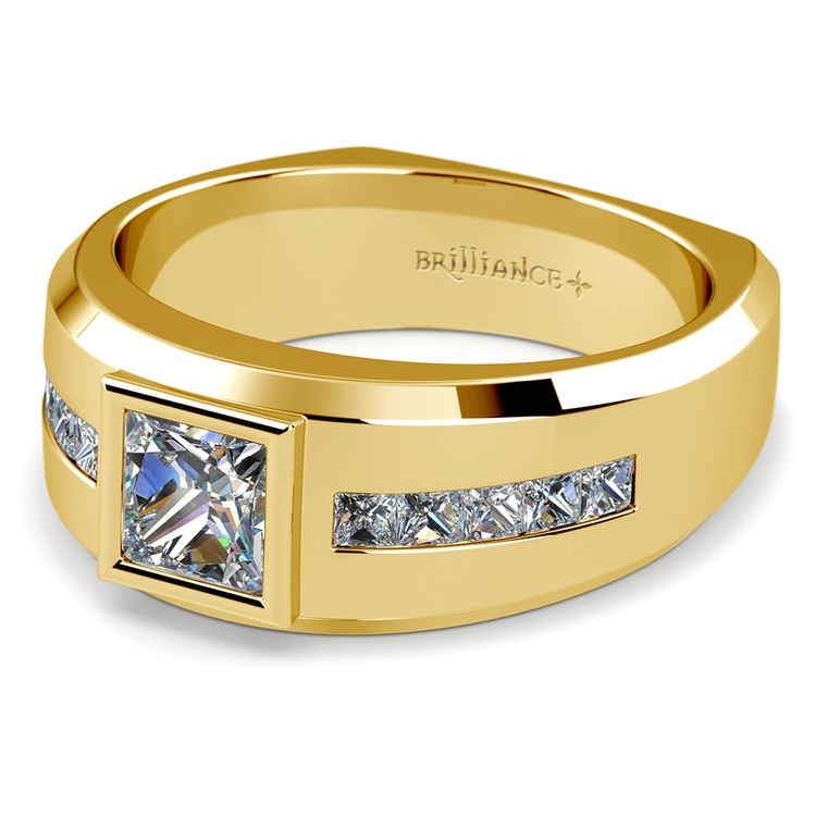Orion Diamond Mangagement™ Ring in Yellow Gold (1 1/6 ctw) | 04