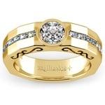 Orpheus Diamond Mangagement™ Ring in Yellow Gold (1 1/2 ctw)   Thumbnail 02
