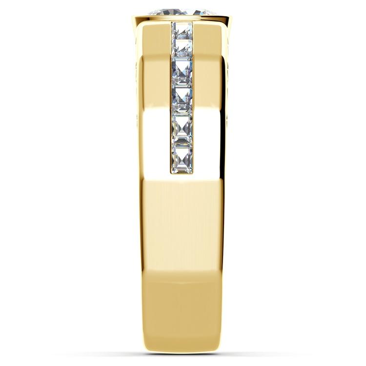 Orpheus Diamond Mangagement™ Ring in Yellow Gold (1 1/2 ctw) | 03