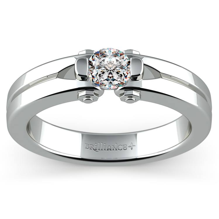 Perses Solitaire Mangagement™ Ring (1/2 ctw) | 02