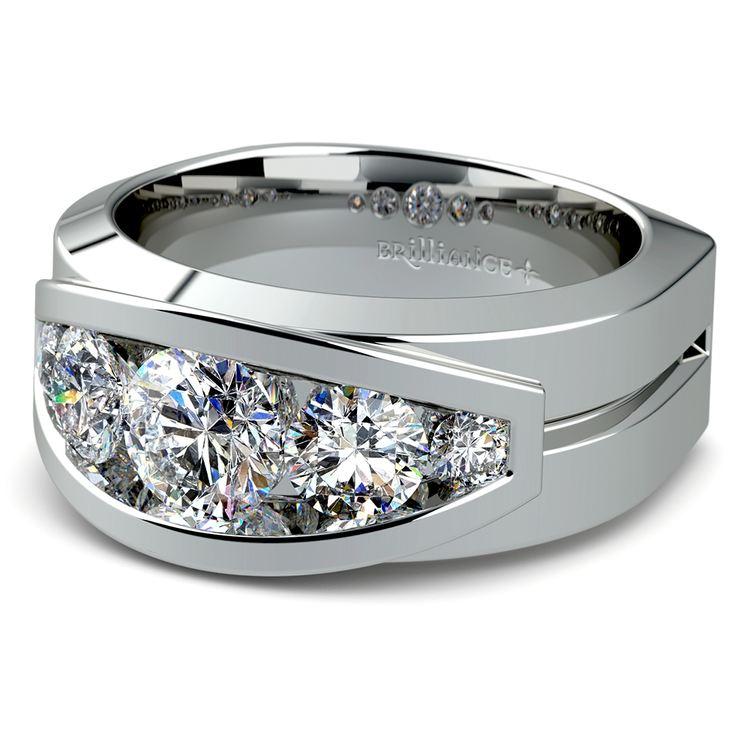 Perseus Diamond Mangagement™ Ring (2 1/5 ctw) | 01