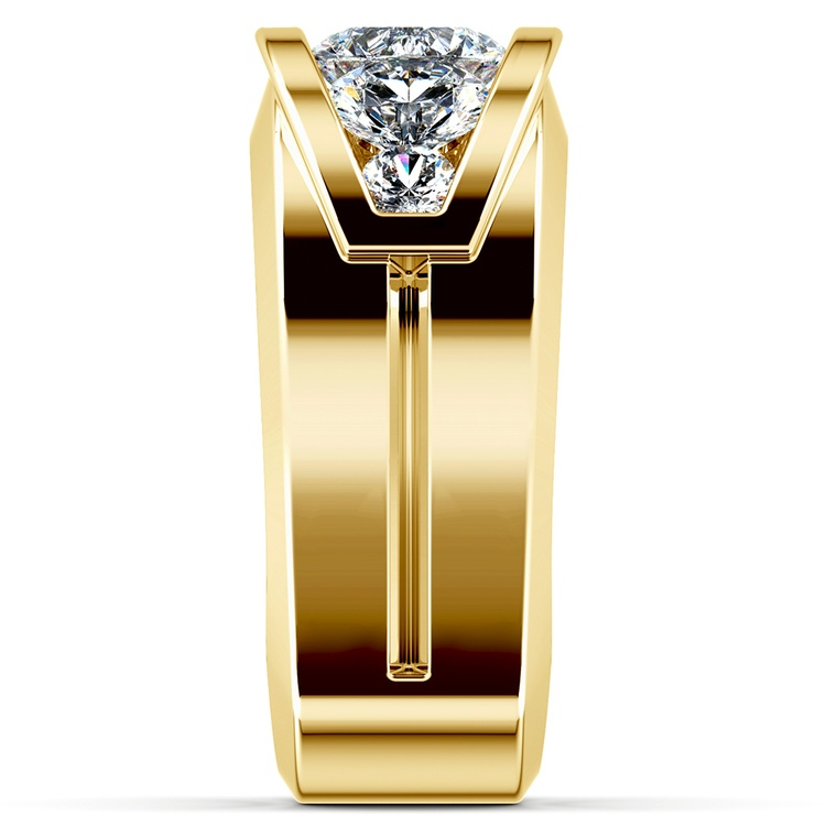 Perseus Diamond Mangagement™ Ring in Yellow Gold (2 1/5 ctw) | 04