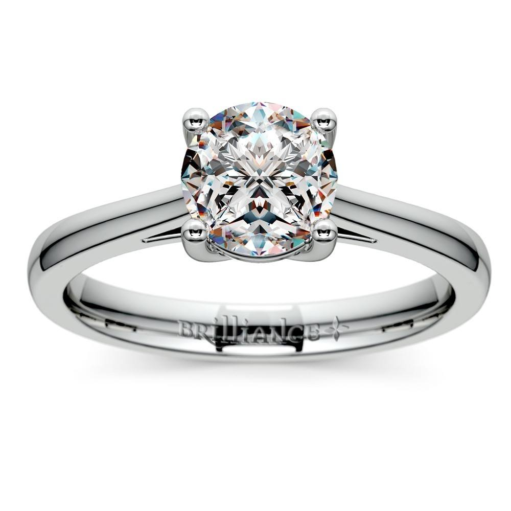 jewels cathedral engagement halo puregemsjewels princess gold white pav cut product rings sided gems ring pure micro two