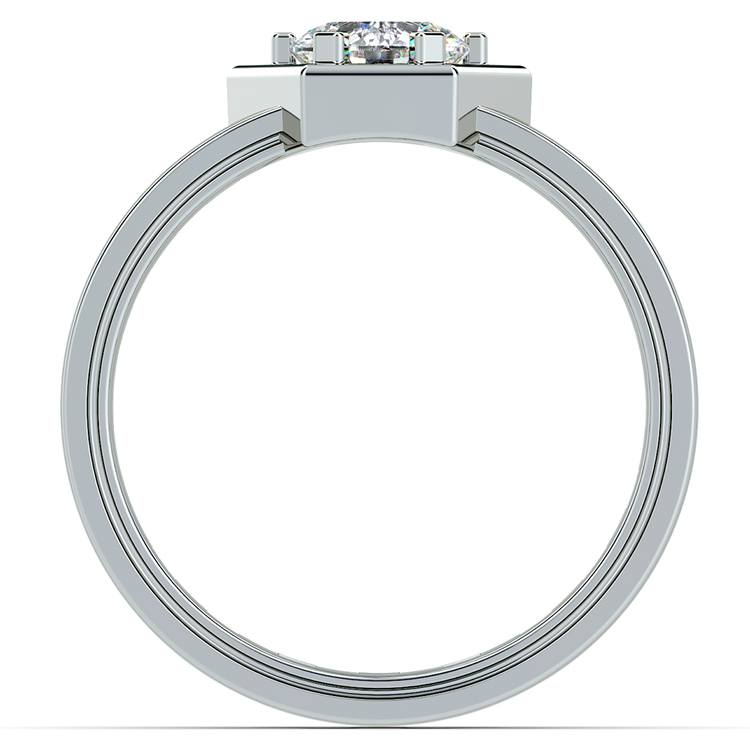Pollux Solitaire Mangagement™ Ring (1 ctw) | 02