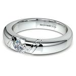 Zephyr Solitaire Mangagement™ Ring (1/2 ctw) | Thumbnail 01