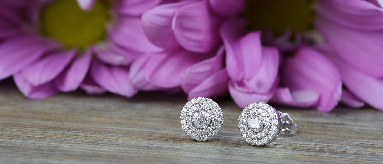 Diamond Earring Buying Guide, Types of Earrings