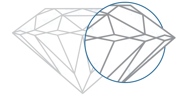 Diamond Clarity Chart Guide To The Clarity Of Diamonds