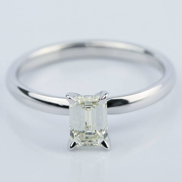 Ideal Engagement Ring Width