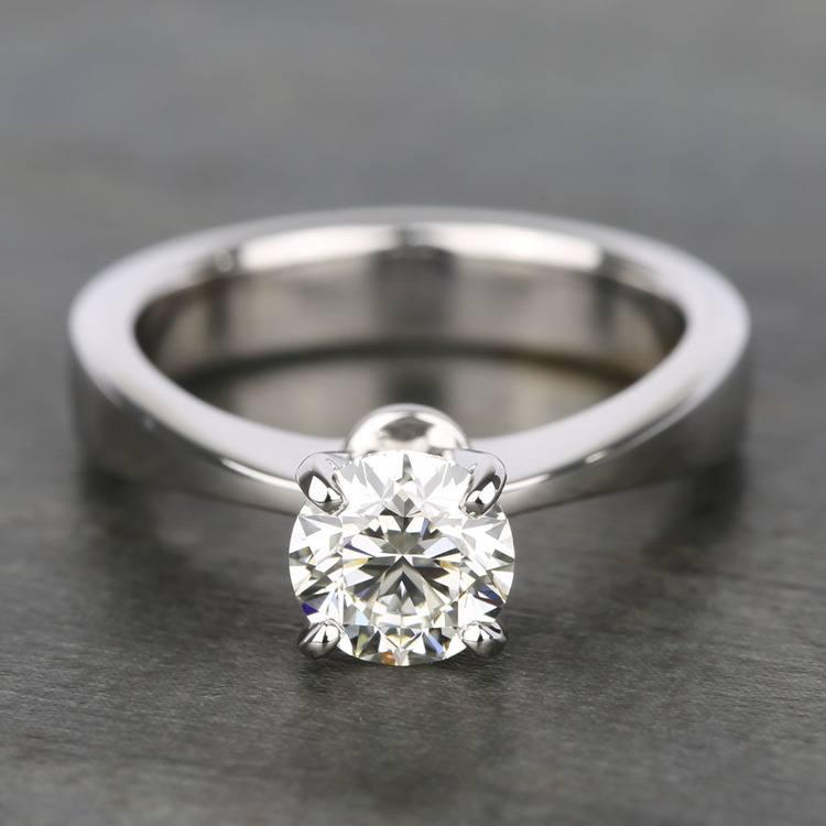 1 Carat IGI Certified Diamond Solitaire Engagement Ring