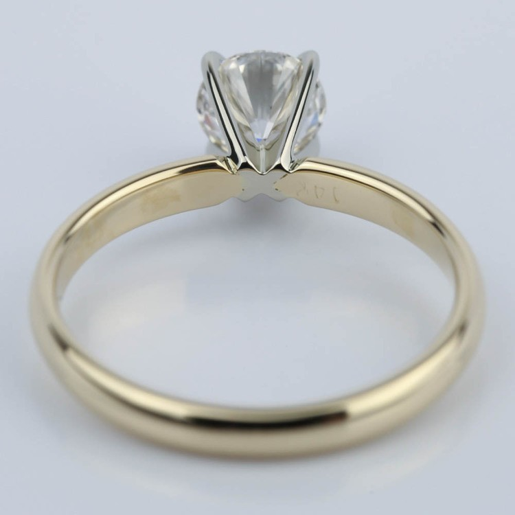 Classic Round Diamond Solitaire Engagement Ring (3/4 ct.) angle 4