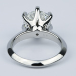 Classic Six-Prong Solitaire Diamond Engagement Ring (3.40 ct.) - small angle 4