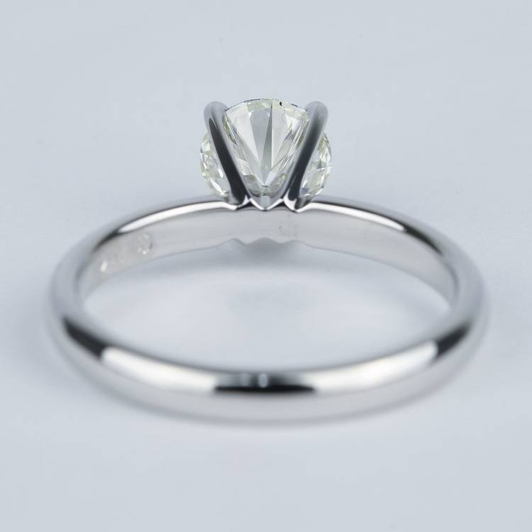 Classic Solitaire Engagement Ring (0.81 ct.) angle 4