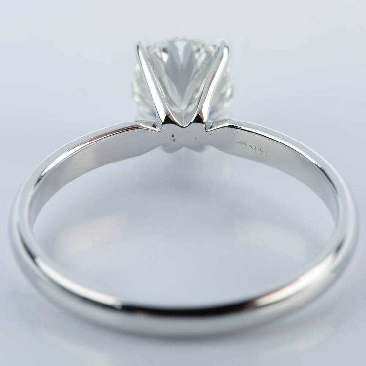2 Ct Flawless Diamond Ring