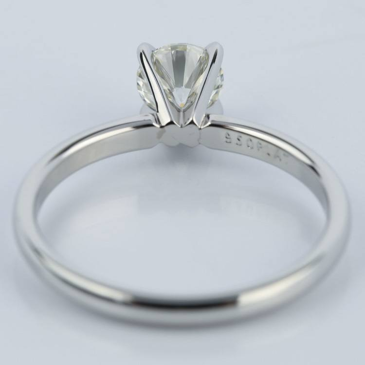 Comfort-Fit Solitaire Engagement Ring (0.70 ct.) angle 4