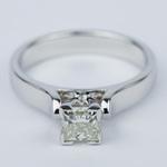 Contour Princess Diamond Engagement Ring (0.80 ct.) - small
