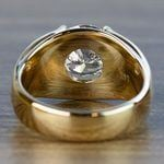 Custom 2.50 Carat Round Diamond Solitaire Engagement Ring - small angle 4
