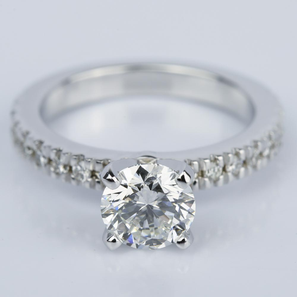 flawless rings zizovdiamonds pin by diamond engagement