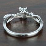 Florida Ivy Diamond Engagement Ring (0.45 ct.) - small angle 4