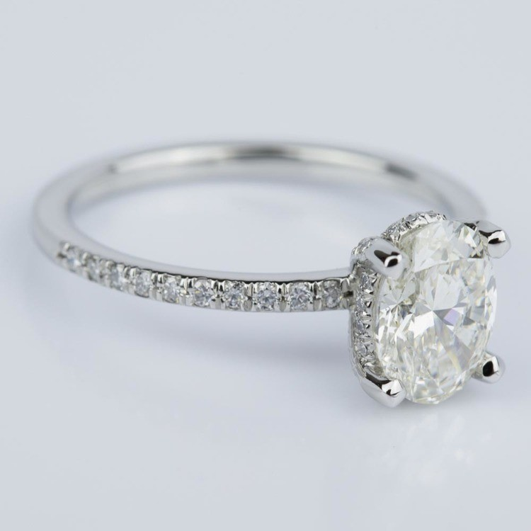 basket kwiat fashion diamond floating solitaire round ring rings fqgpscz with the a signature in platinum