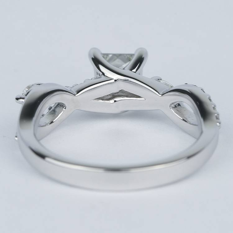 Ivy Princess Diamond Engagement Ring