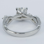 Ivy Cushion Diamond Engagement Ring (1.23 ct.) - small angle 4