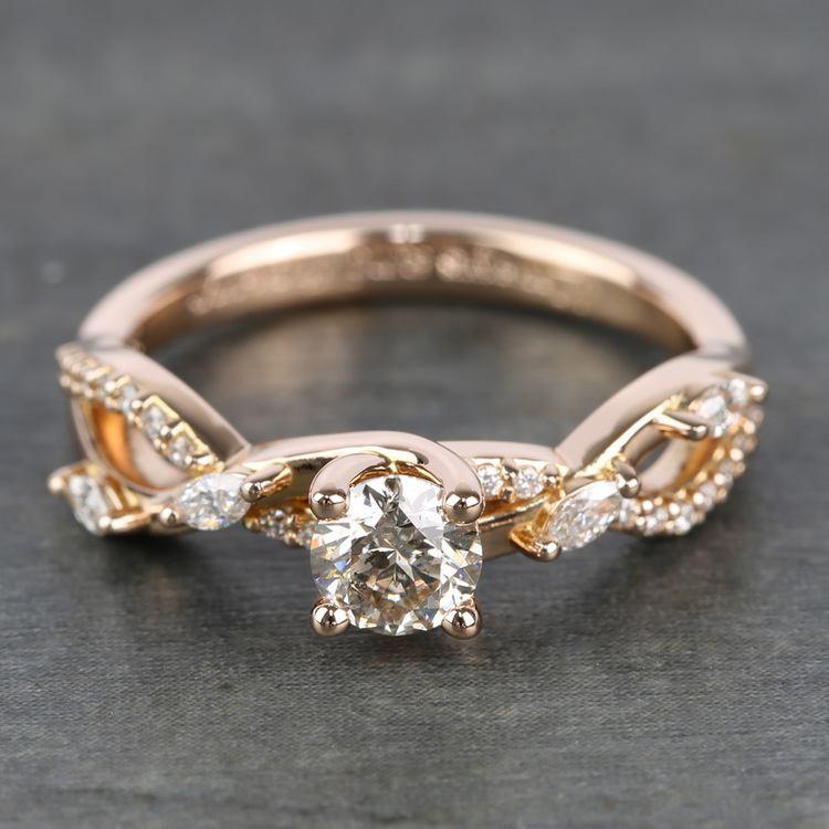 Ivy Diamond Engagement Ring (0.50 ct.)