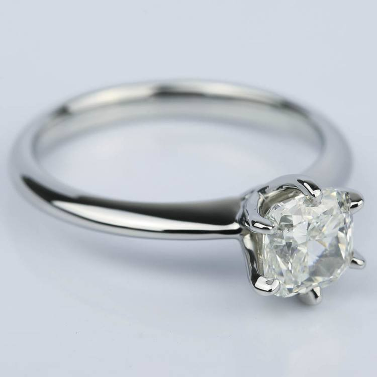 Diamond Solitaire Ring Nz