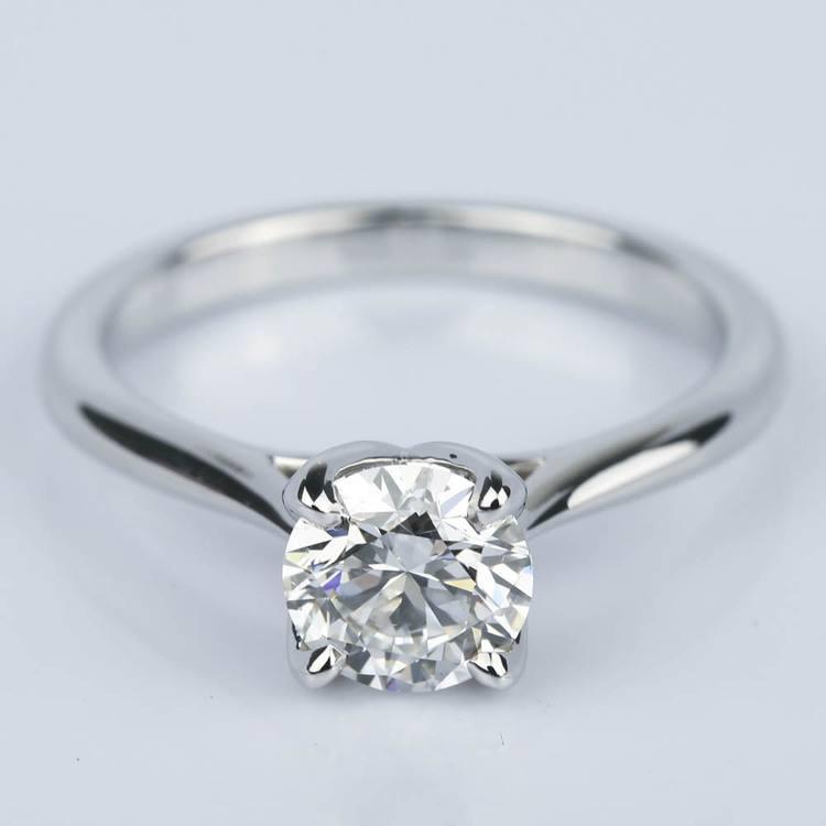 Lyria Crown Diamond Engagement Ring by Parade (1 Carat)