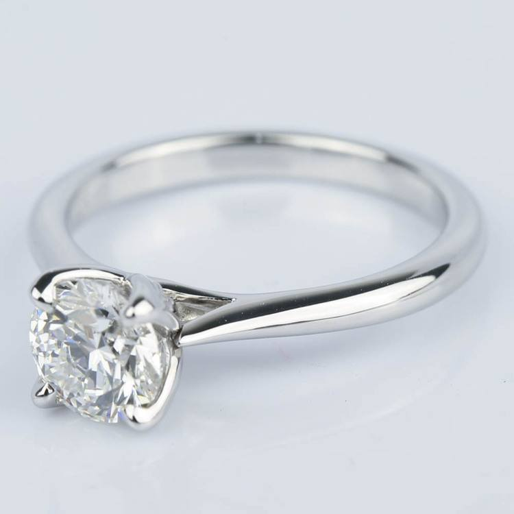 Lyria Crown Diamond Engagement Ring by Parade (1 Carat) angle 2