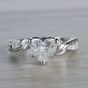 New Leaves 1 Carat Diamond Ring by Parade