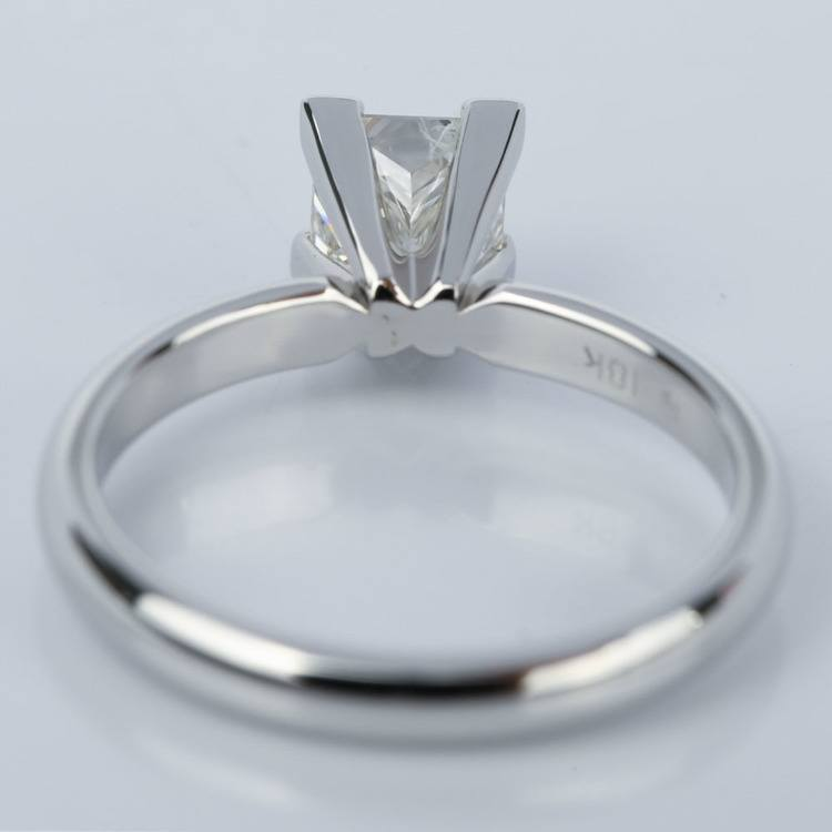 Princess Diamond Classic Solitaire Engagement Ring (0.85 ct.) angle 4