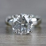 Remarkable Engagement 3 Carat Diamond Ring - small