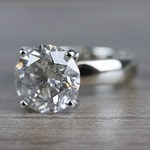 Remarkable Engagement 3 Carat Diamond Ring - small angle 2