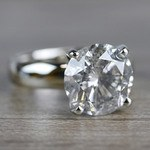 Remarkable Engagement 3 Carat Diamond Ring - small angle 3