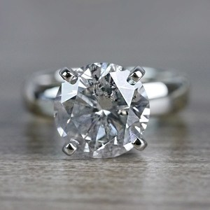 Remarkable Engagement 3 Carat Diamond Ring
