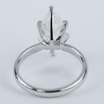 Six-Prong Marquise Diamond Engagement Ring (2.76 Carat) - small angle 4