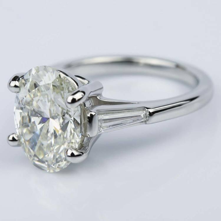Ct  Stone Diamond Ring