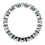 Floating Diamond Eternity Ring in Platinum (2 1/2 ctw) | Thumbnail 03