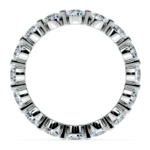 Floating Diamond Eternity Ring in White Gold (2 1/2 ctw) | Thumbnail 03