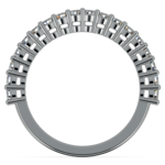 Shared Prong Diamond Wedding Ring in Platinum (1/2 ctw) | Thumbnail 03