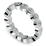 Bezel Diamond Eternity Ring in Platinum (1 3/4 ctw) | Thumbnail 01