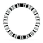 Bezel Diamond Eternity Ring in White Gold (1 3/4 ctw) | Thumbnail 03