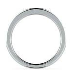 Pave Diamond Wedding Ring in Platinum  | Thumbnail 03