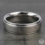 Beloved Wedding Ring in Cobalt (6 mm)   Thumbnail 03