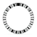 Bezel Diamond Eternity Ring in Platinum (1 ctw) | Thumbnail 03