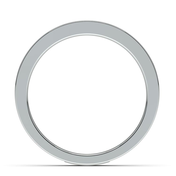 Celtic Knot Men's Wedding Ring in Platinum | 03